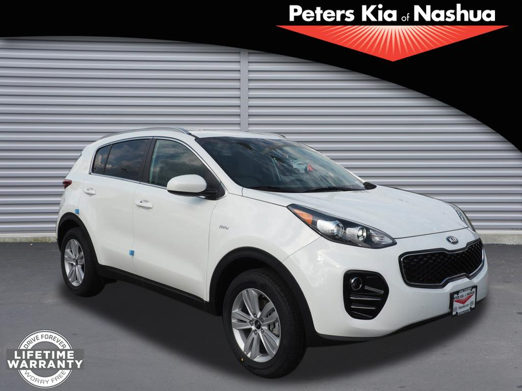 new 2017 kia sportage lx awd lx 4dr suv in nashua 17k20 peters kia of nashua. Black Bedroom Furniture Sets. Home Design Ideas